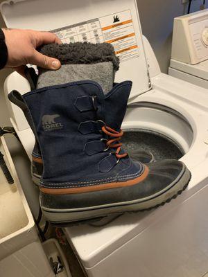 Sorel men's winter boot sz 11 for Sale in Merrionette Park, IL