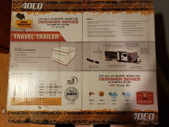 travel trailer cover not sold for Sale in Lakeland,  FL