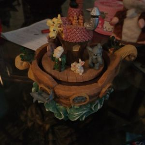 Noah's Ark Music Box Please It's A Small World It's Beautiful Super Detailed Could Go Great In A Baby's Noah's Ark Theme for Sale in Santa Ana, CA