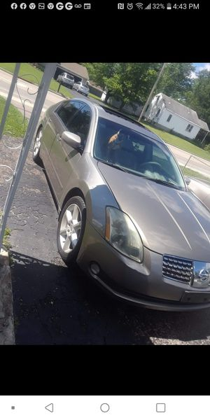 Nissan Altima need engine for Sale in Cincinnati, OH