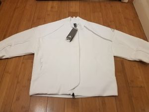 Adidas Jacket size L for women for Sale in Lynwood, CA