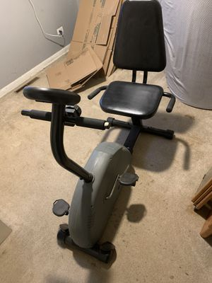 Recumbent exercise bike for Sale in Lombard, IL