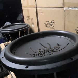 "T5 15"" Dual 4 Ohm Subwoofer 🔊 SoundStream... $150 for Sale in Norwalk, CA"