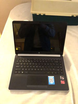 HP laptop with ryzen 3 processor and Radeon Vega graphics for Sale in Glendale, AZ