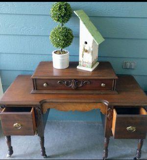 Antique Secretarial Desk w/Hidden Compartment for Sale in Westminster, CO