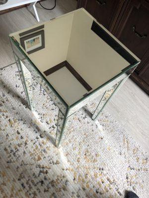 Mirror side table for Sale in Burlington, VT