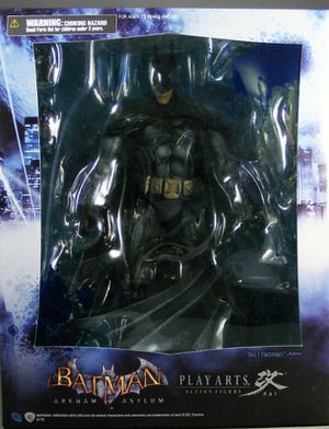 Play Arts Kai Batman Arkham Asylum Figure for Sale in Citrus Heights, CA