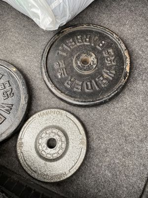 70 lbs Weight plates for Sale in Alton, IL