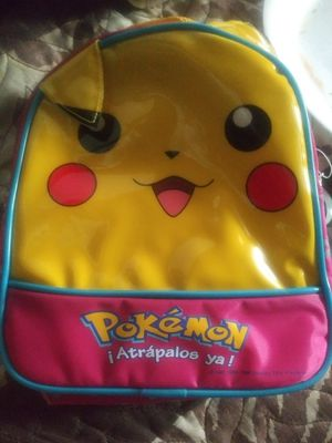 1998 pokemon bag spanish for Sale in Los Angeles, CA