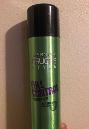 Garnier fructis hair spray for Sale in Los Angeles, CA