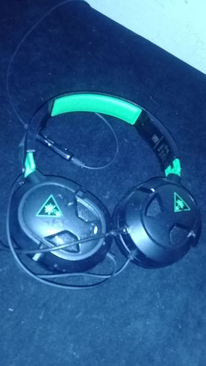 Turtle Beach gaming headset for Sale in Dallas, TX