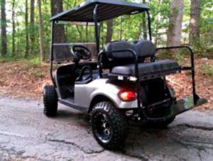 Asking$1000 Ez-Go TXT 2O17 Electric Golf Cart for Sale in Albuquerque, NM