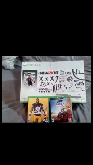 Xbox One S NBA2K19 for Sale in Downey, CA