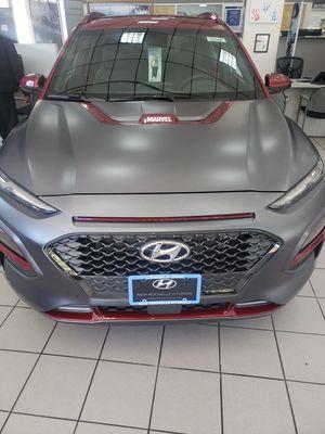2019 Hyundai Kona IronMan Utility for Sale in New Rochelle, NY