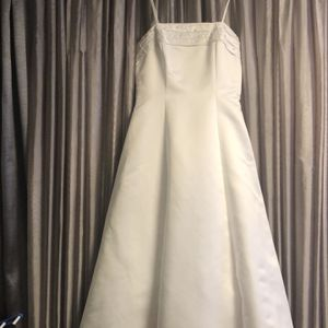 Wedding Dress (the Size 18) for Sale in San Francisco, CA