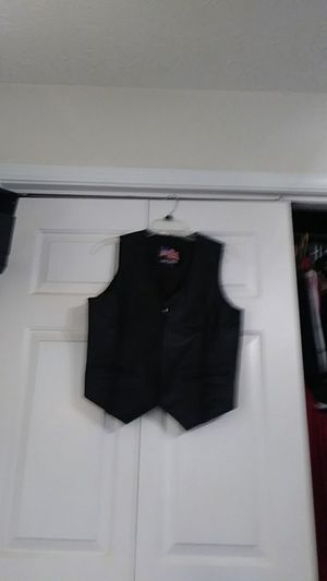 Leather Vest for Sale in Kennesaw, GA