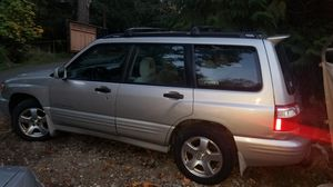 2001 Subaru Forester for Sale in Bonney Lake, WA
