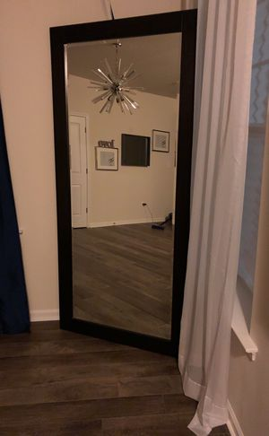 Tall Leaner Mirror for Sale in Hyattsville, MD