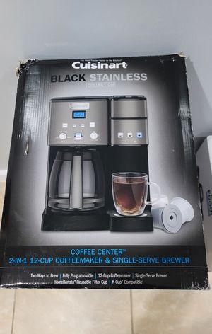 Cuisinart 2 in one coffee maker for Sale in Pico Rivera, CA