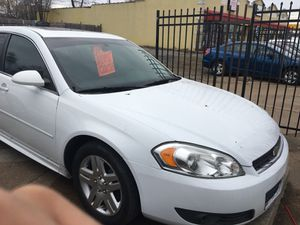 2011 Chevy Impala 122,000 miles rebuilt title for Sale in Nashville, TN