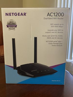 AC1200 Dual Brand Wifi Router for Sale in Plano, TX