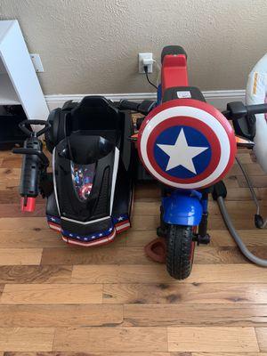 Captain America Power Wheels for Sale in Dallas, TX