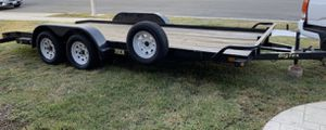 Big Tex 70Ch 20ft car trailer w/dovetail for Sale in Westminster, CA