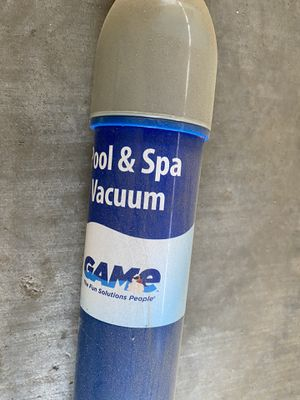 Pool and spa vacuum for Sale in Bakersfield, CA