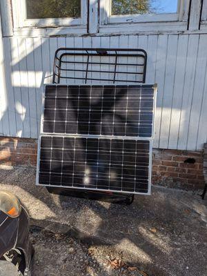2x Renology 100W Solar Panels for Sale in Atlanta, GA