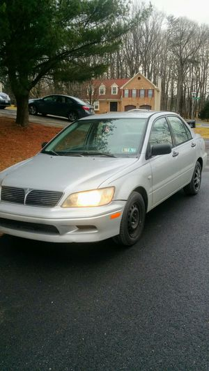 2002 Mitsubishi Lancer for Sale in Silver Spring, MD