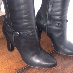 Versace women's Knee High Heel Boot for Sale in Macomb, MI