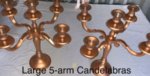 Candelabras for Sale in Federal Way, WA