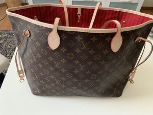 Louis Vuitton Neverfull GM bag for Sale in Tacoma, WA
