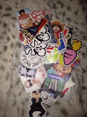 Lots of stickers for Sale in Woden, IA