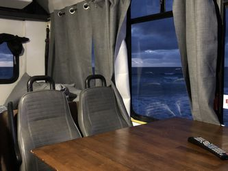 Shuttle Bus Stealth RV Conversion Van Life for Sale in Los Angeles,  CA