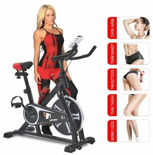 Brand new Black Spinning bike 2019 for Sale in Columbia, MD