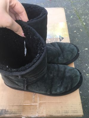 9449ef311bd Uggs Black for sale | Only 2 left at -65%