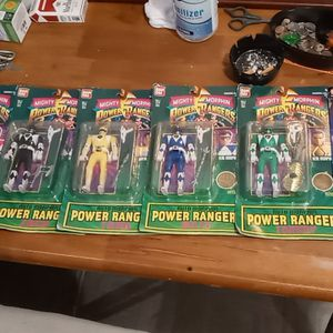 Collection of Power Rangers for Sale in Corpus Christi, TX