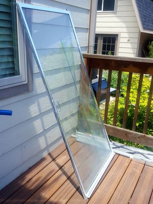 Shower door and side glass for Sale in Golden, CO