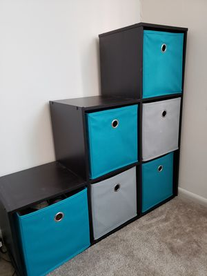 6 cubed organizer for Sale in Mohnton, PA