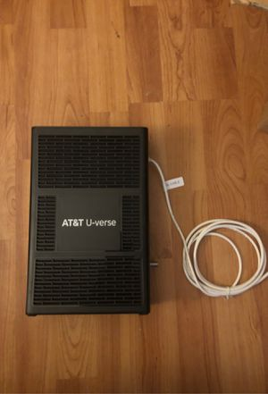 AT&T U-Verse Wireless Modem for Sale in Southern View, IL