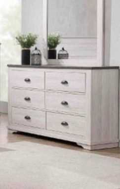 Queen frame. Dresser. Mirror. One night stand. Price firm. for Sale in Pomona,  CA