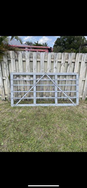 Heavy duty farm ranch style gate for Sale in Lake Worth, FL