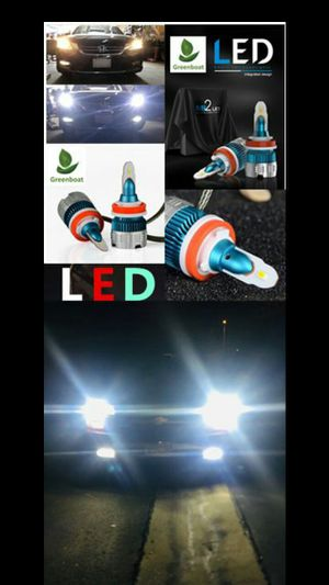 Led headlight bulbs or hid conversion kit lights luces - any vehicle - lexus gs300 nissan 350z scion jeep Cherokee wrangler ford f150 f250 mustang for Sale in Phoenix, AZ