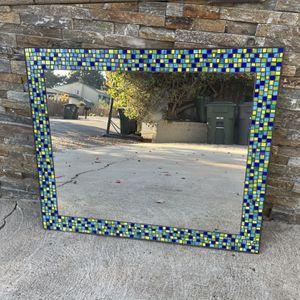 Hand Made Tile Mosaic Mirror for Sale in Solana Beach, CA