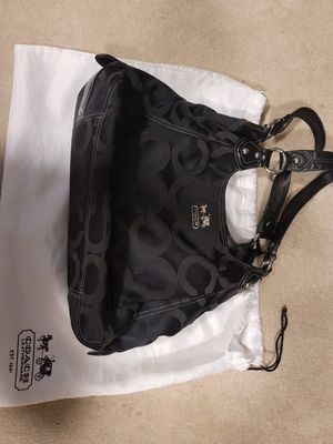 Authentic coach purse for Sale in Bel Air, MD