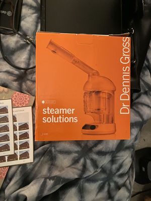 Dr. Dennis Gross Skincare Steamer Solutions Facial Treatment, 1 Unit (BNIB) for Sale in Brooklyn, NY