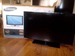 Samsung 40in LCD TV for Sale in Spokane, WA