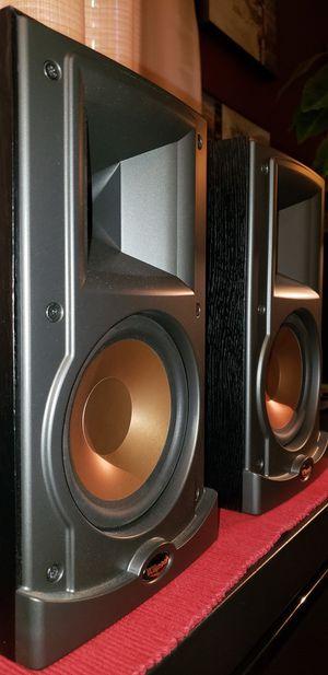 Klipsch Ref IV RB-51 Bookshelf Speakers In NEW condition for Sale in Maricopa, AZ