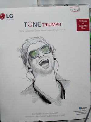 LG TONE TRIUMPH for Sale in Los Angeles, CA